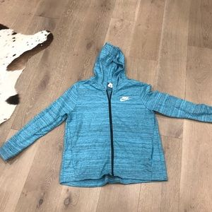 Nike full-zip running jacket
